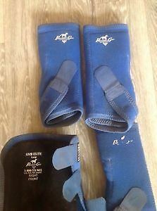 Front & Rear Professional's Choice SMB Boots - Size L