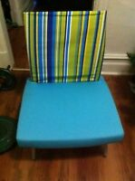 chaise de plage/piscine soldie - démontable - confortable