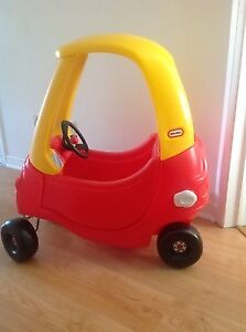 Voiturette little tikes
