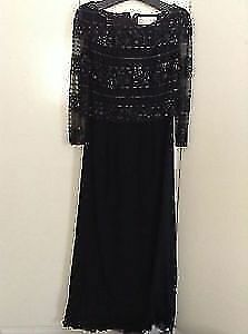 Cameron Blake evening gown worn once