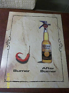 1994/95 Corona Beer Signs Windsor Region Ontario image 2