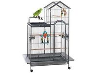 used large parrot cage, in great condition