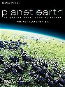 PLANET EARTH DVDs