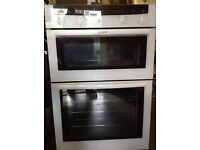 Neff double oven. Built in. Great condition