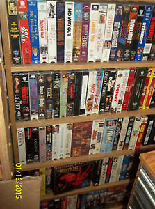 500+ VCR Tapes Windsor Region Ontario image 3