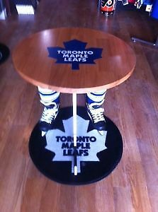 Custom Team Tables NHL Teams And Golf