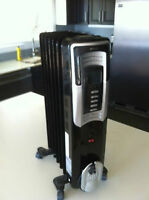 Bionaire Oil filled Radiant heater