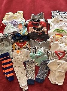Newborn clothing lot - Newborn/0000 Woodville West Charles Sturt Area Preview