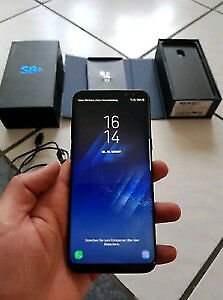 Samsung S8 plus in excellent condition