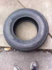 4 Michelin SUMMER Tires 235 70 R16 NEGO!! West Island Greater Montréal image 3