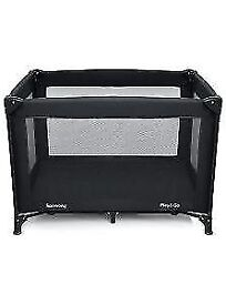 Like new carry cot, mattress and bedding