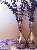 Vases And Centerpieces * Calgary Wedding Rentals