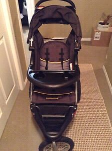 Poussette Baby trend expedition sport stroller only $135!!!