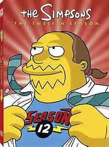 looking for the Simpsons season 12