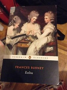Frances Burney Evelina