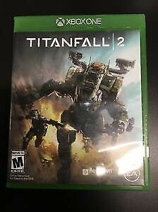 Titanfall 2 for xbox one still in plastic