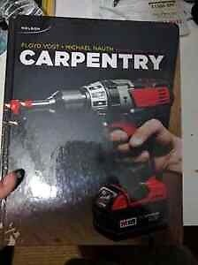 Carpentry Textbooks