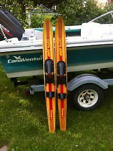 WANTED Waterski waterskiis waterskis and equipment.