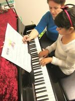 Music lessons in Thornhill - School for Piano, Cello & more!