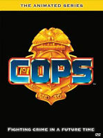 C.O.P.S. ANIMATED SERIES 1988 22 EPISODES 4 DVD SET BRAND NEW