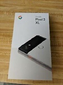 Google Pixel 2 XL Black & White Unlocked Brand New in Box Sealed