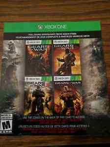 Gears of War 1-3 and Judgement Codes