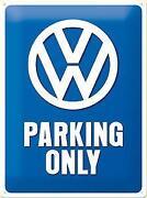 Reklame Volkswagen