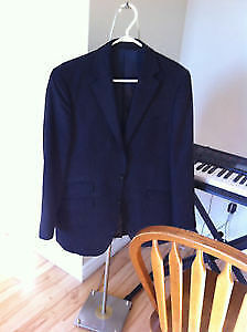Club Milano Black Blazer Medium