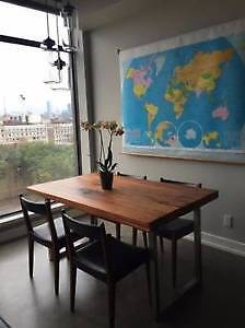 Beautiful Fully Furnished Sub-Penthouse for Rent