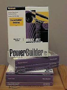 PowerBuilder Desktop for Windows