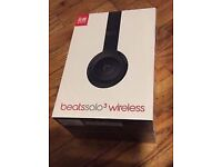 Beats Solo 3 Wireless Brand New Sealed Box