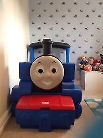 Thomas toddler bed great condition 70 pound or nearest offer collection only
