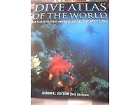 Selection of 4 diving books