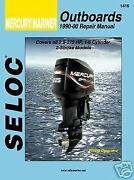 Mercury Outboard Repair Manual