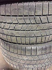 3 pneus Pirelli scorpion ice pro dhiver 285-45-22