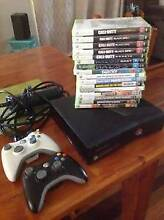 XBOX 360 CONSOLE+CONTROLLERS+HDMI ($50) GAMES SOLD SEPARATELY Caboolture Caboolture Area Preview