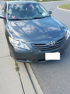 2009 Toyota Camry Sedan for Sale, mint condition,Safety + E.Test