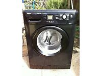 11 Beko WME8227B 8kg 1200 Spin Black LCD A+A Rated Washing Machine 1 YEAR GUARANTEE FREE DEL N FIT