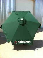 Umbrella Heineken Rickard's Red
