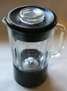 WANTED  KitchenAid  Glass Jug.