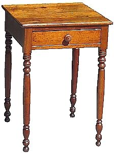 Antique Cherry Lamp Table or Bedside Table Kingston Kingston Area image 5