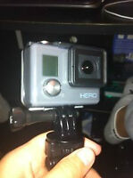 gopro HERO MINT used ONCE!