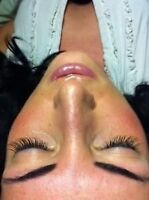 FREE 3D Mascara with Full Set of Mink Eyelash Extensions
