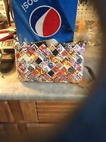 Chocolate bar ,Candy wrapper purse . Unique bag  $25 OBO Moncton New Brunswick Preview