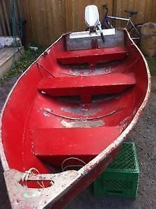 250$ Aluminum Boat