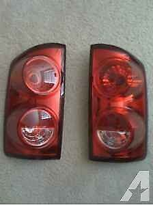 2007 to 2008 Dodge ram Tail Lights Brand New