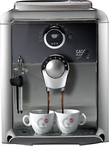 Machine à espresso GAGGIA RI9304/48 Platinum Vogue Argent