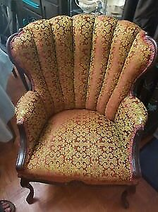 Antique Louis XV arm chair