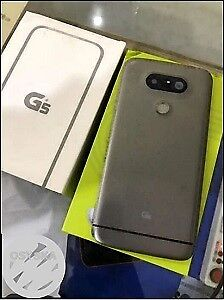 LG G5 Titan Preowned Like New in Box Unlocked