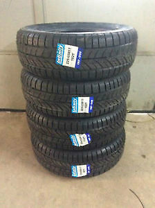 Four Brand New 225 / 65 R17 Infinity winter Tires -- INF 049